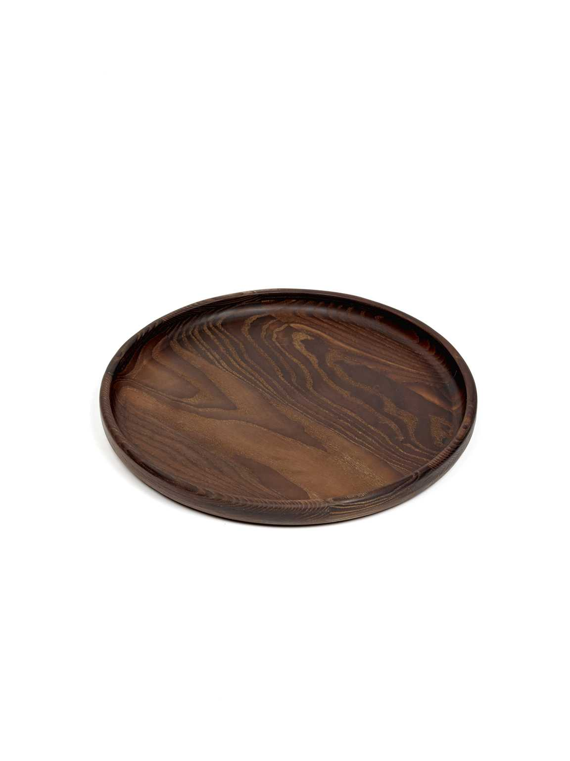 Pure Wood Tray Round