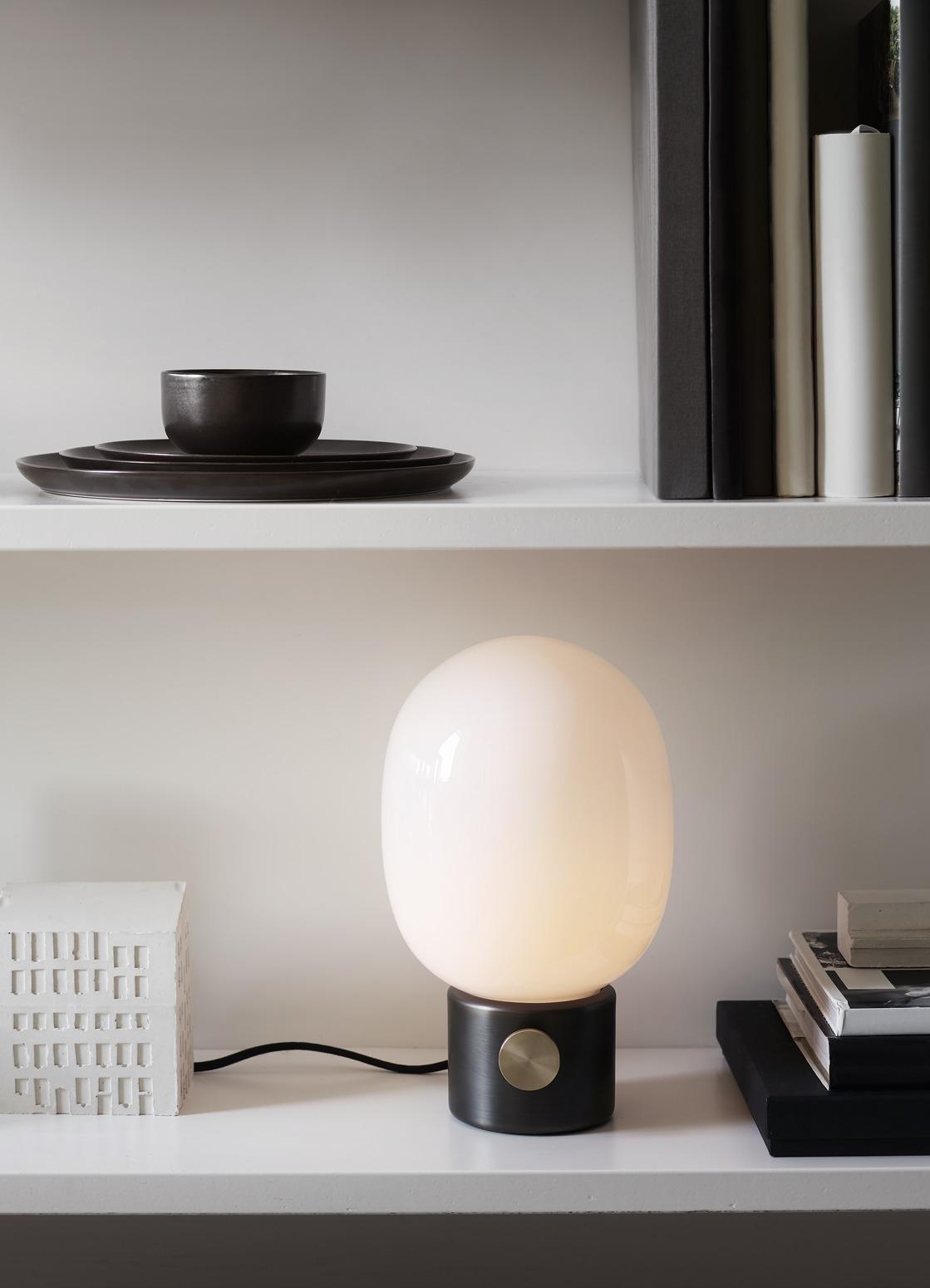 JWDA Lamp Bronzed Brass