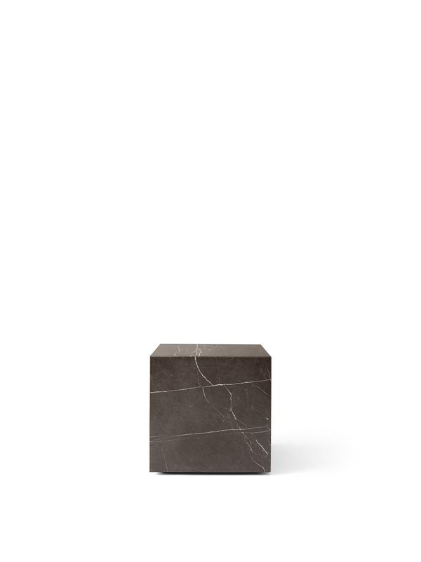 Plinth Cubic Grey-Brown Kendzo