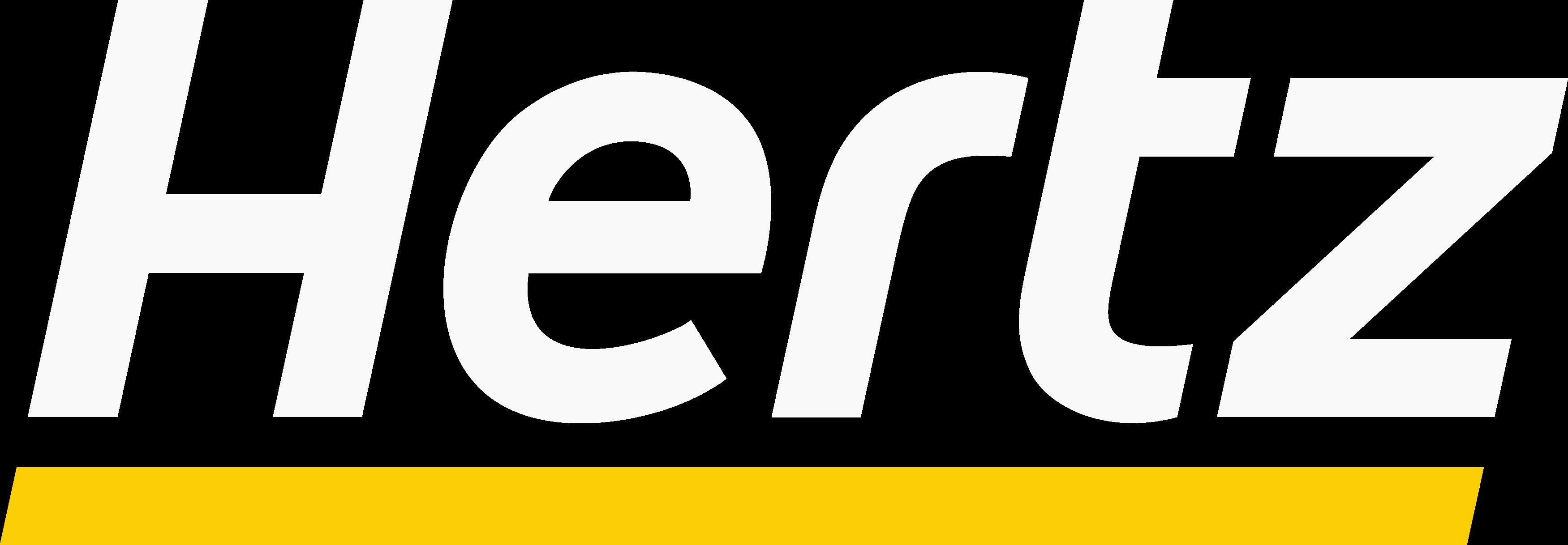 hertz autovuokraamo, logo