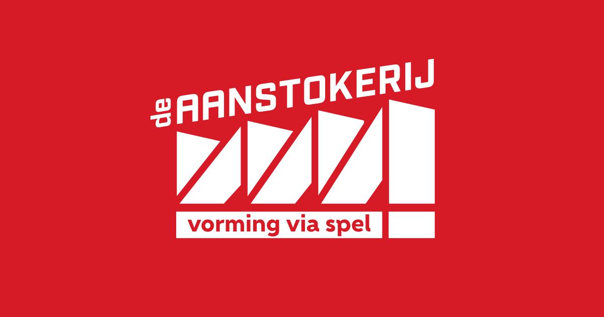 Aanstokerij Logo