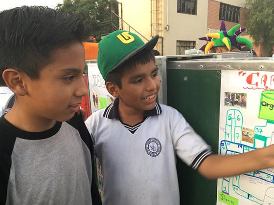 Mobile School Bolivia