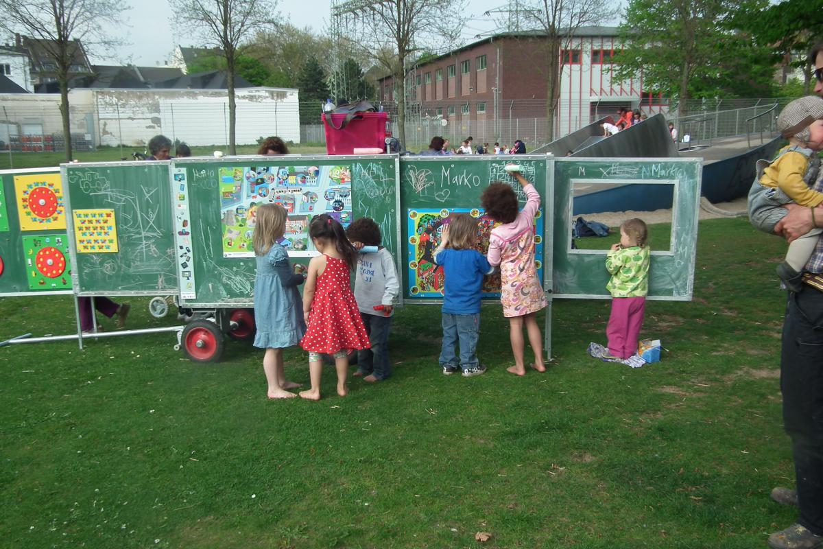 Mobile School in Germany