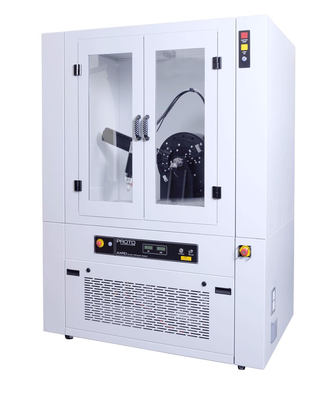 AXRD High-resolution diffractometer