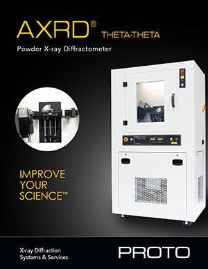 axrd benchtop powder brochure