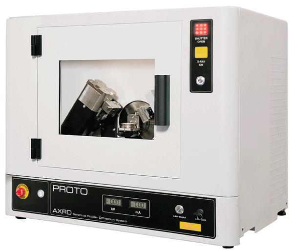 AXRD Benchtop Powder Diffractometer
