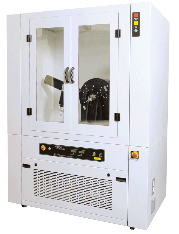 Axrd LPD powder diffractometer