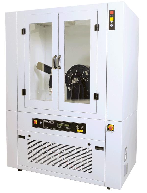 LPD powder diffractometer