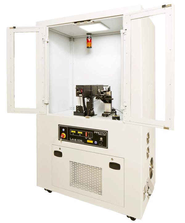 Laue-COS Diffractometer