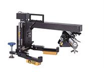 C-frame mount