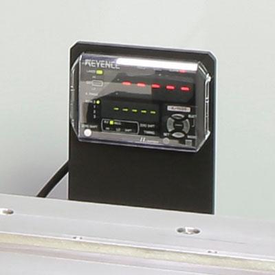 Laue HT laser distance sensor