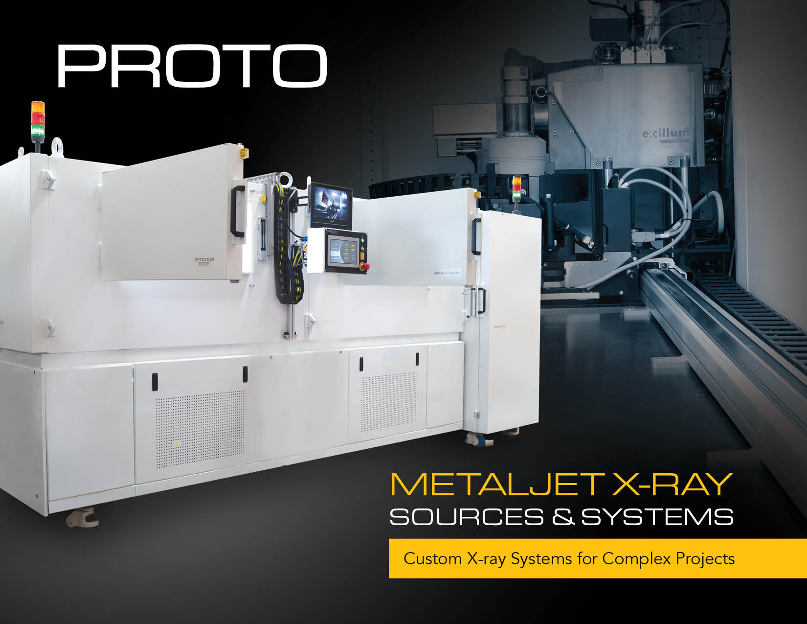 metaljet brochure