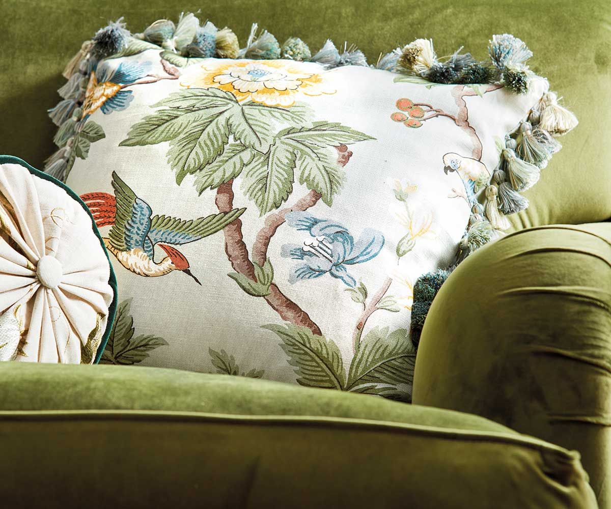 Sarah Jane Interior -  Pillows image