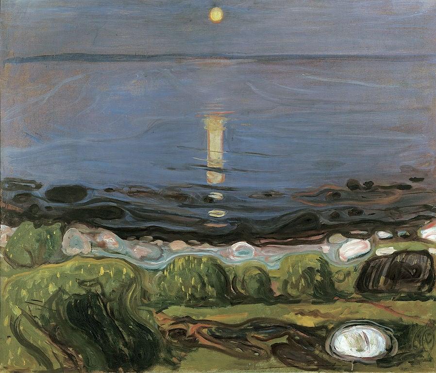 Edvard_Munch_-_Summer_night_by_the_beach_(1902-03).jpg