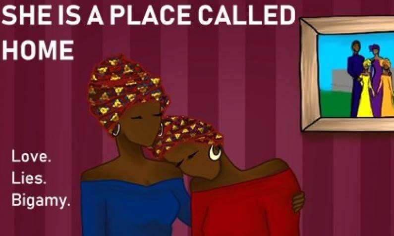 She is a place called home