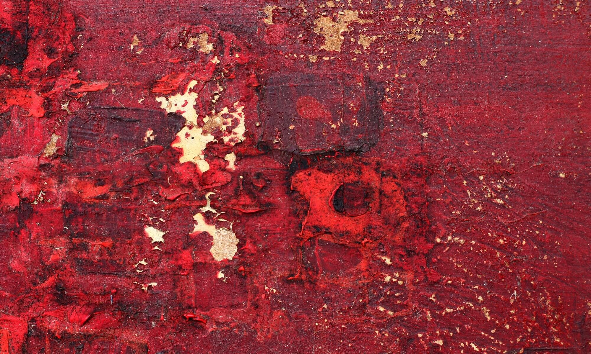 A Rothko Mural as Red Eclipse
