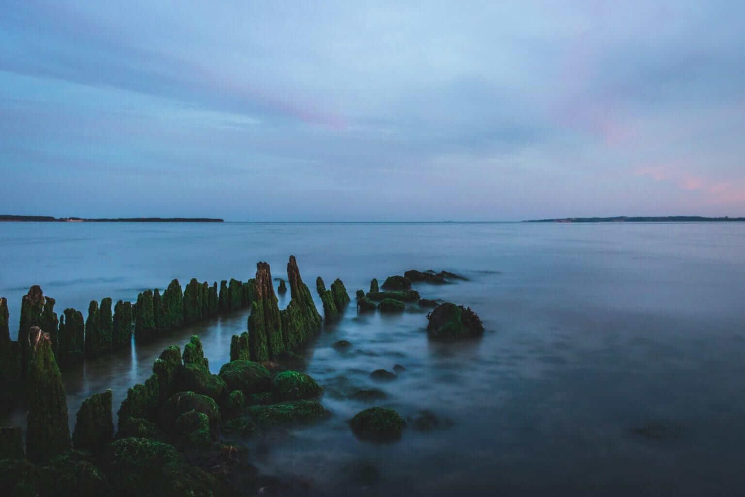 The Eroding Shore