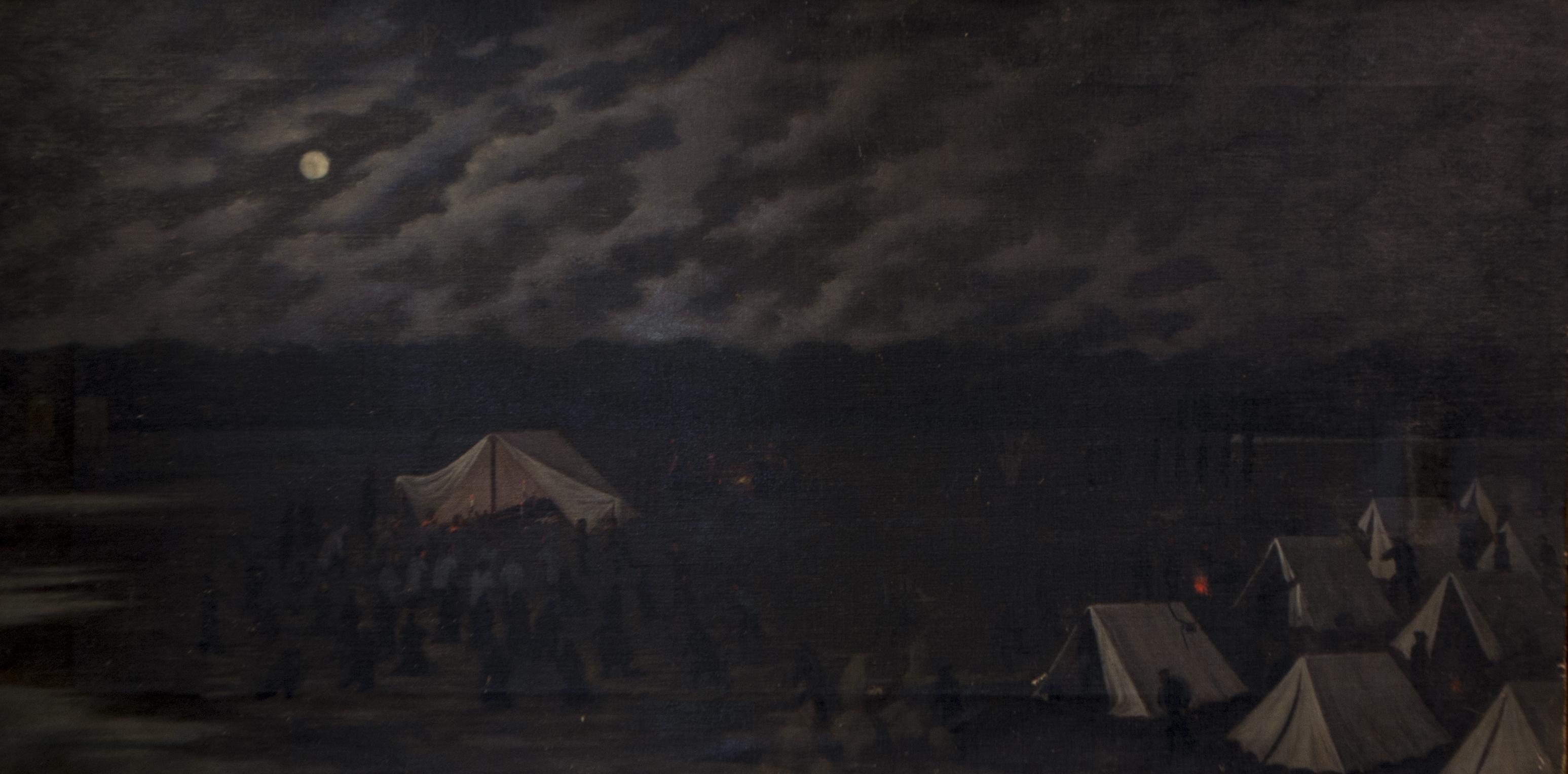 The soldier poet by Eduardo Gutiérrez