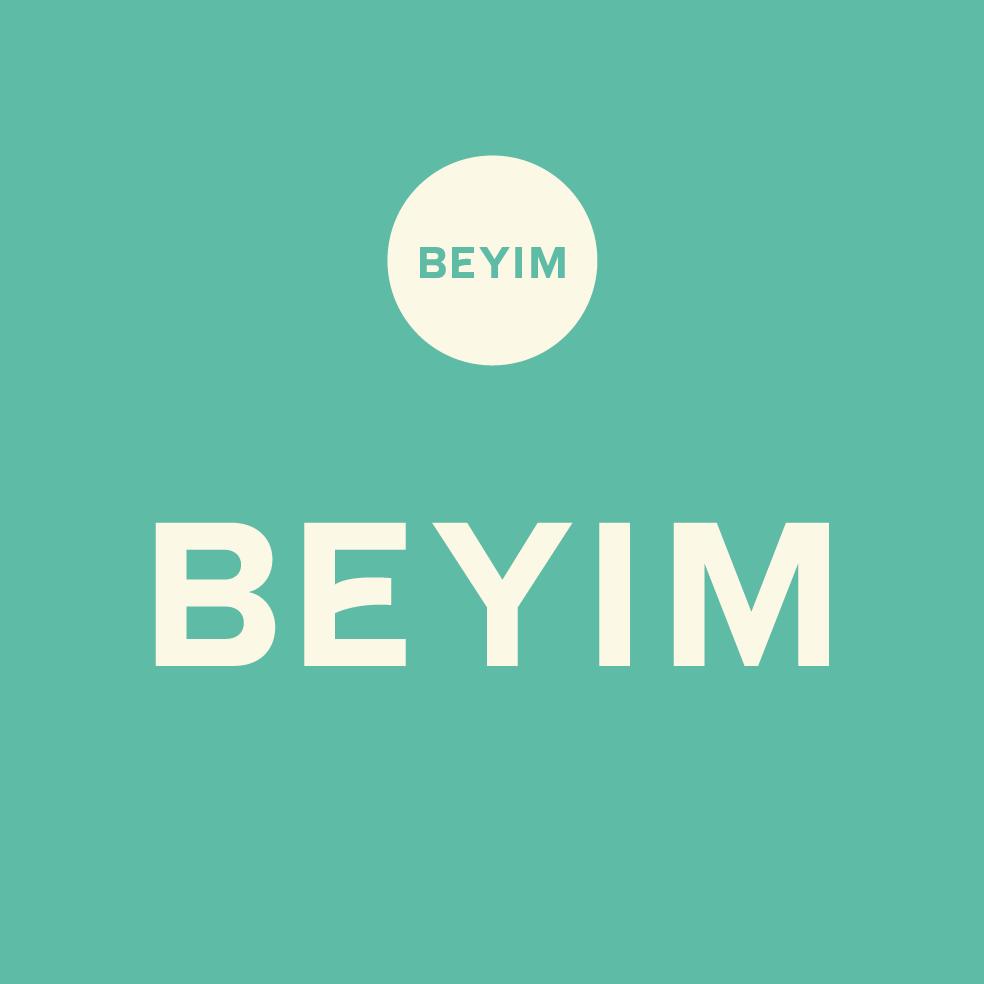 Beyim logo sketch #2
