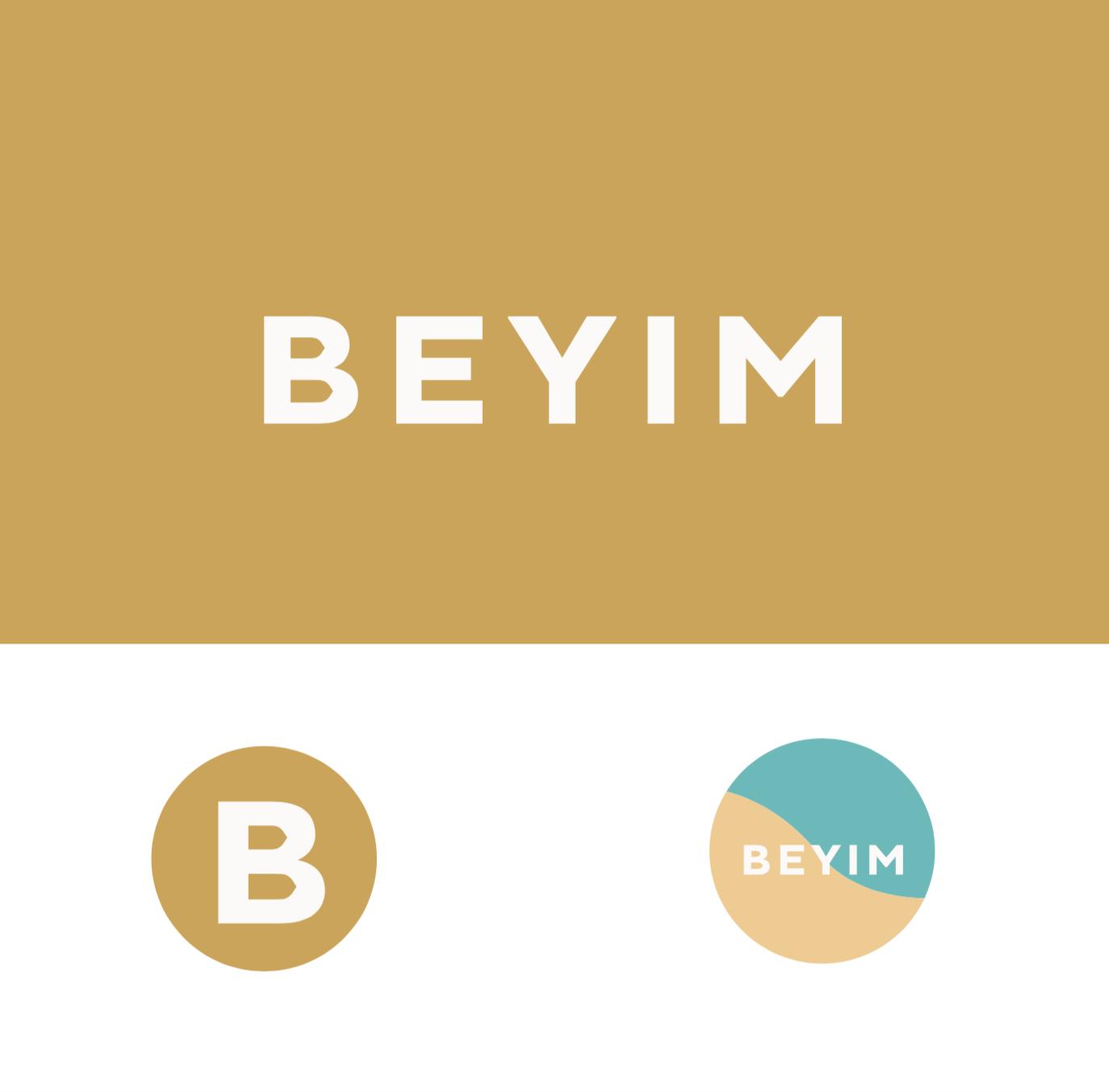 Beyim logo sketch #4