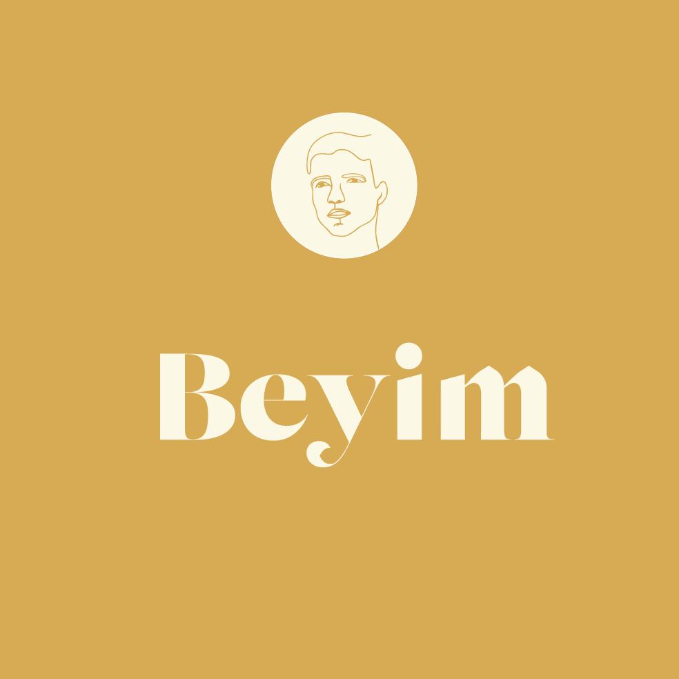 Beyim logo sketch #3