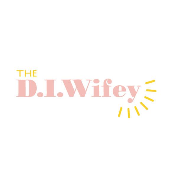 DIWifey logo sketch #3