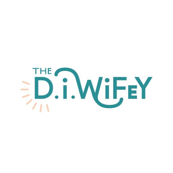 DIWifey logo sketch #1