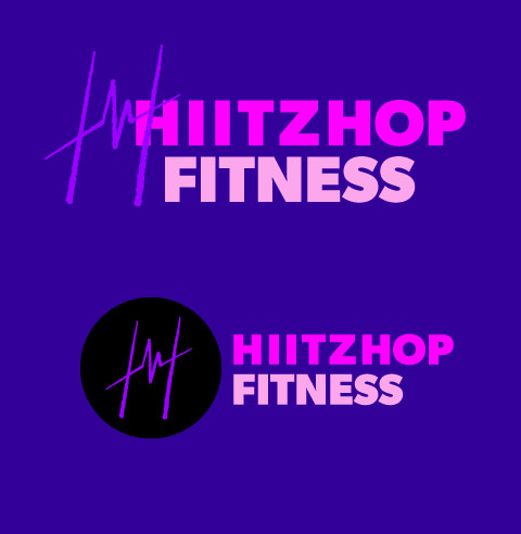 HIITZHOP logo sketch #4