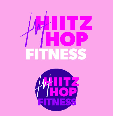 HIITZHOP logo sketch #2