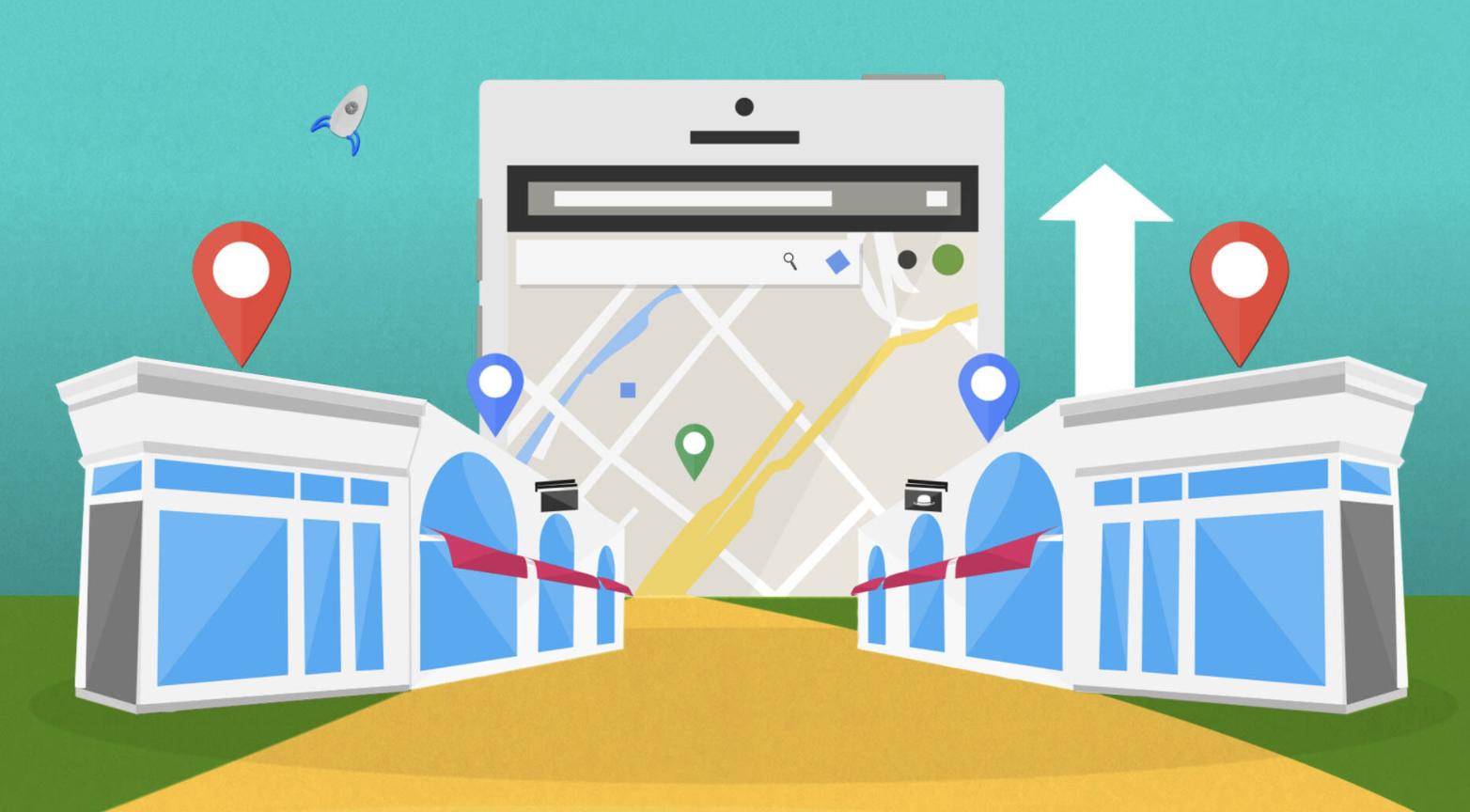 Comment Google détermine le classement local?