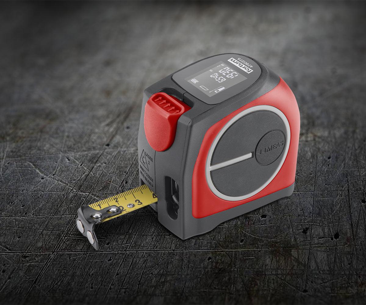 Laser Measuring