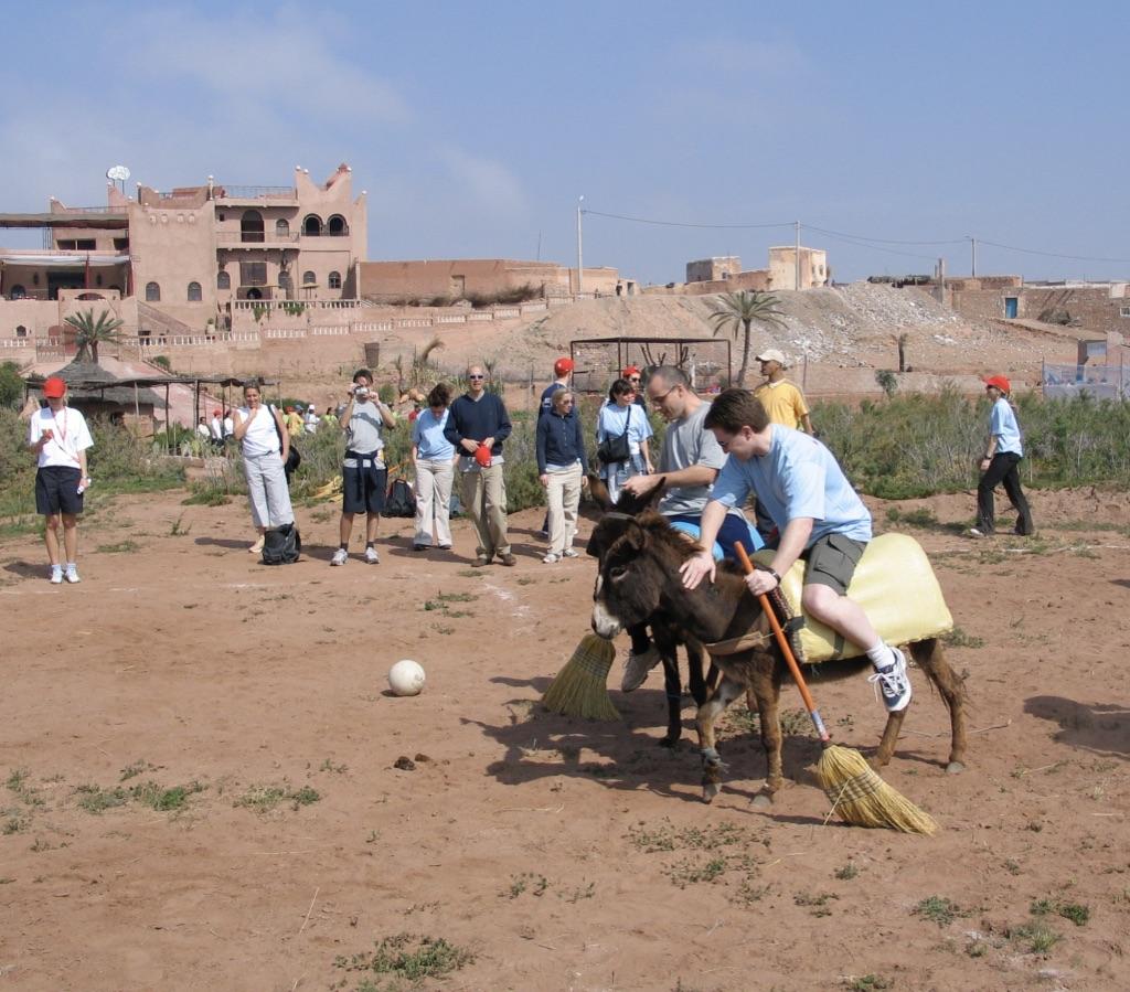 team building marocco