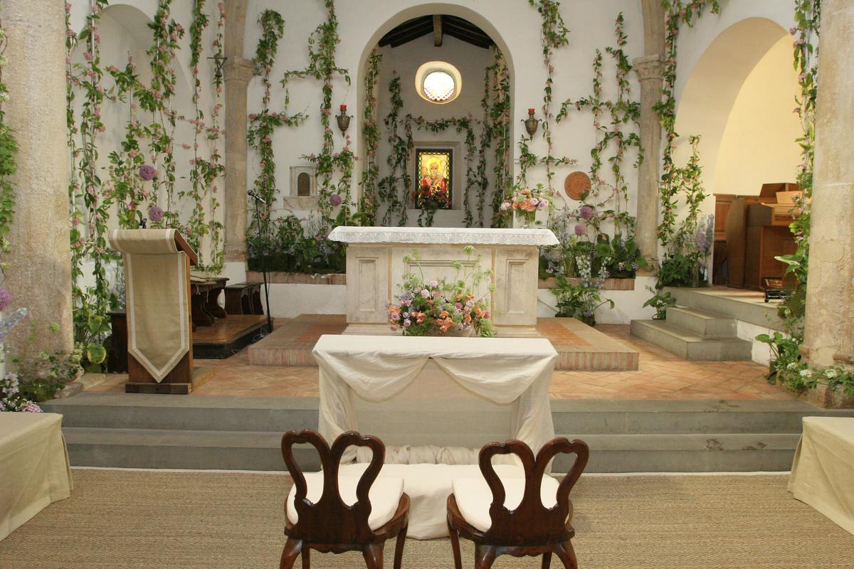 foto chiesa evento privato