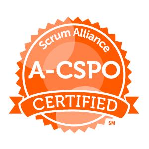 A-CSPO badge