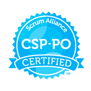 CSP-PO badge