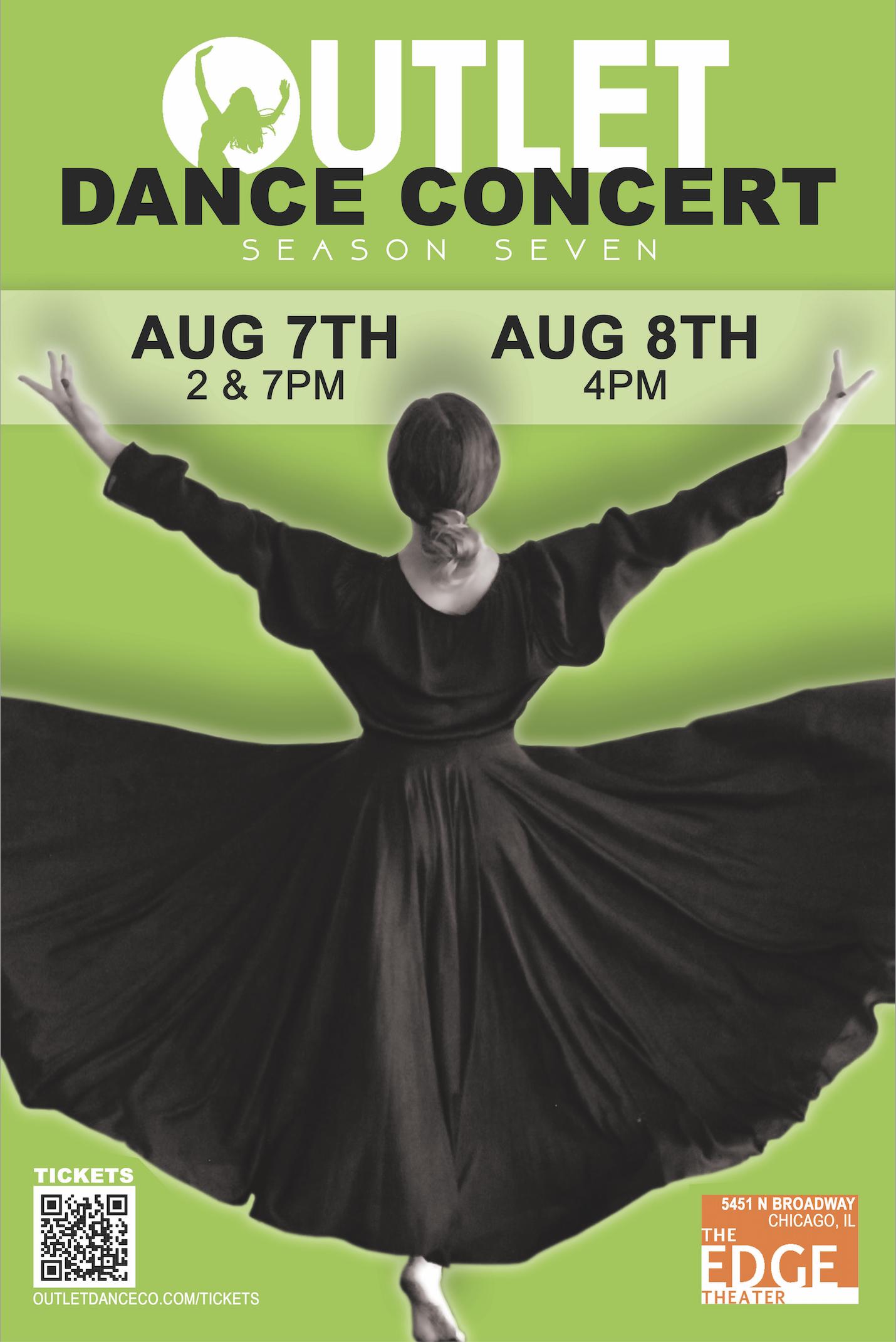 Outlet Dance Company Presents Dance Concert