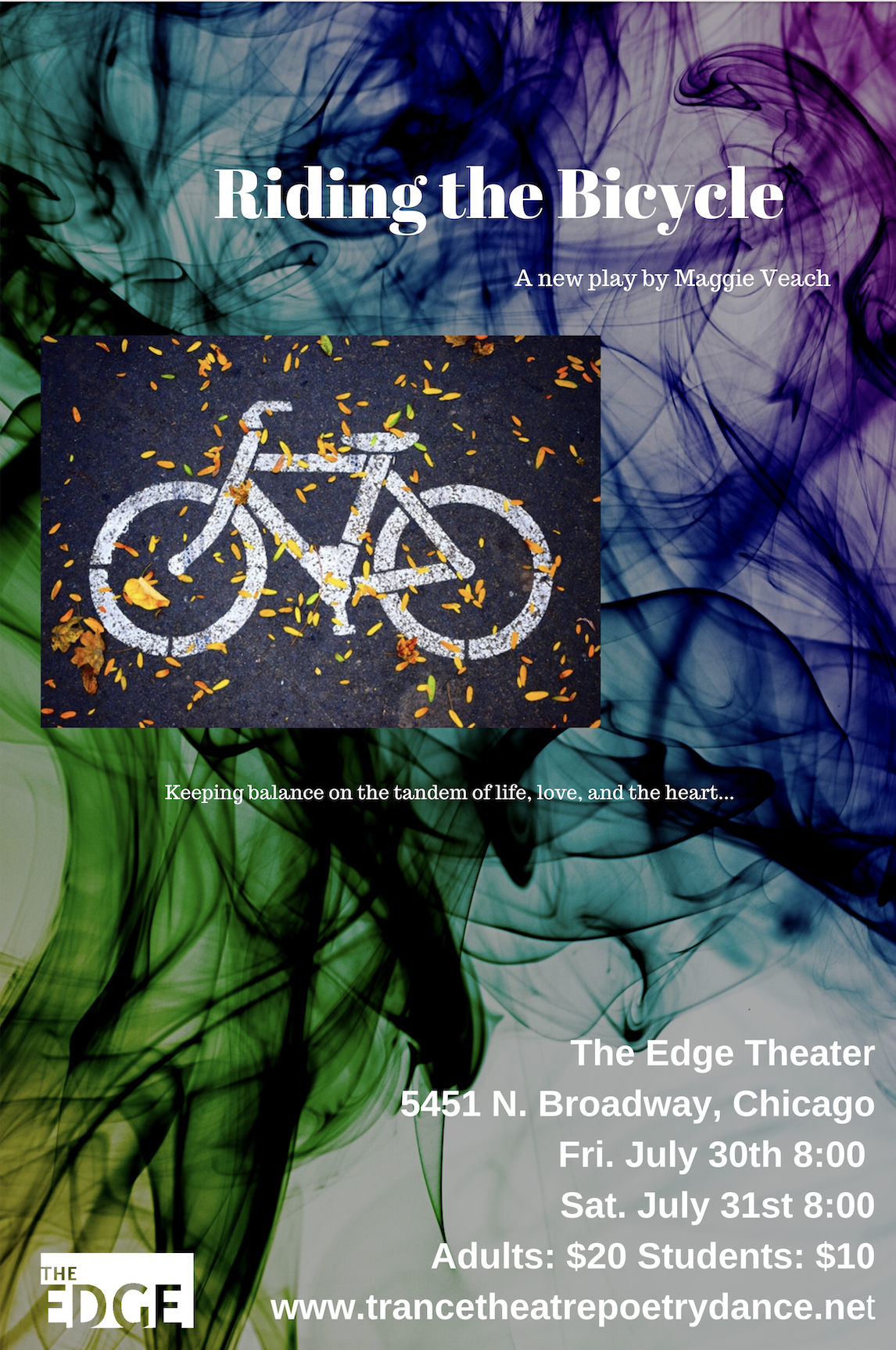 The Trance Presents Riding the Bicycle