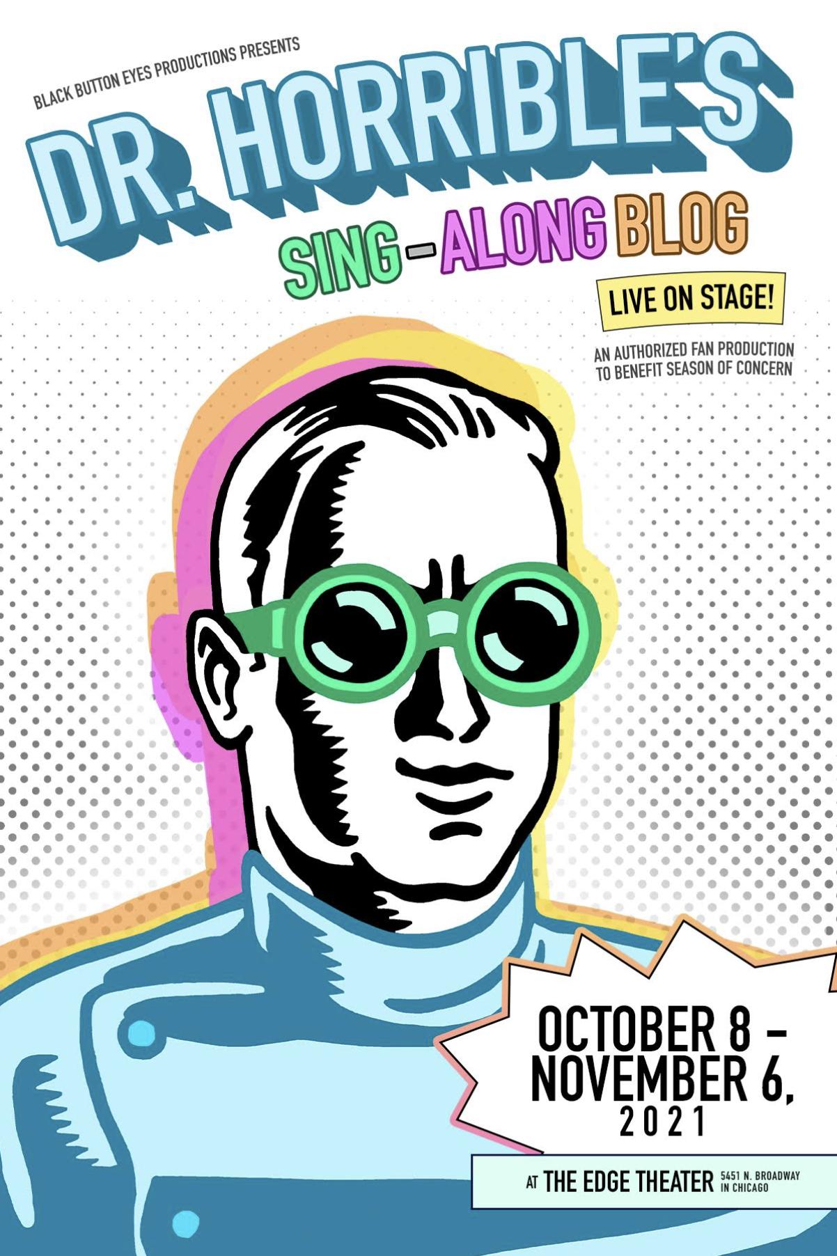Black Button Eyes Presents Dr. Horrible's Sing-A-Long Blog