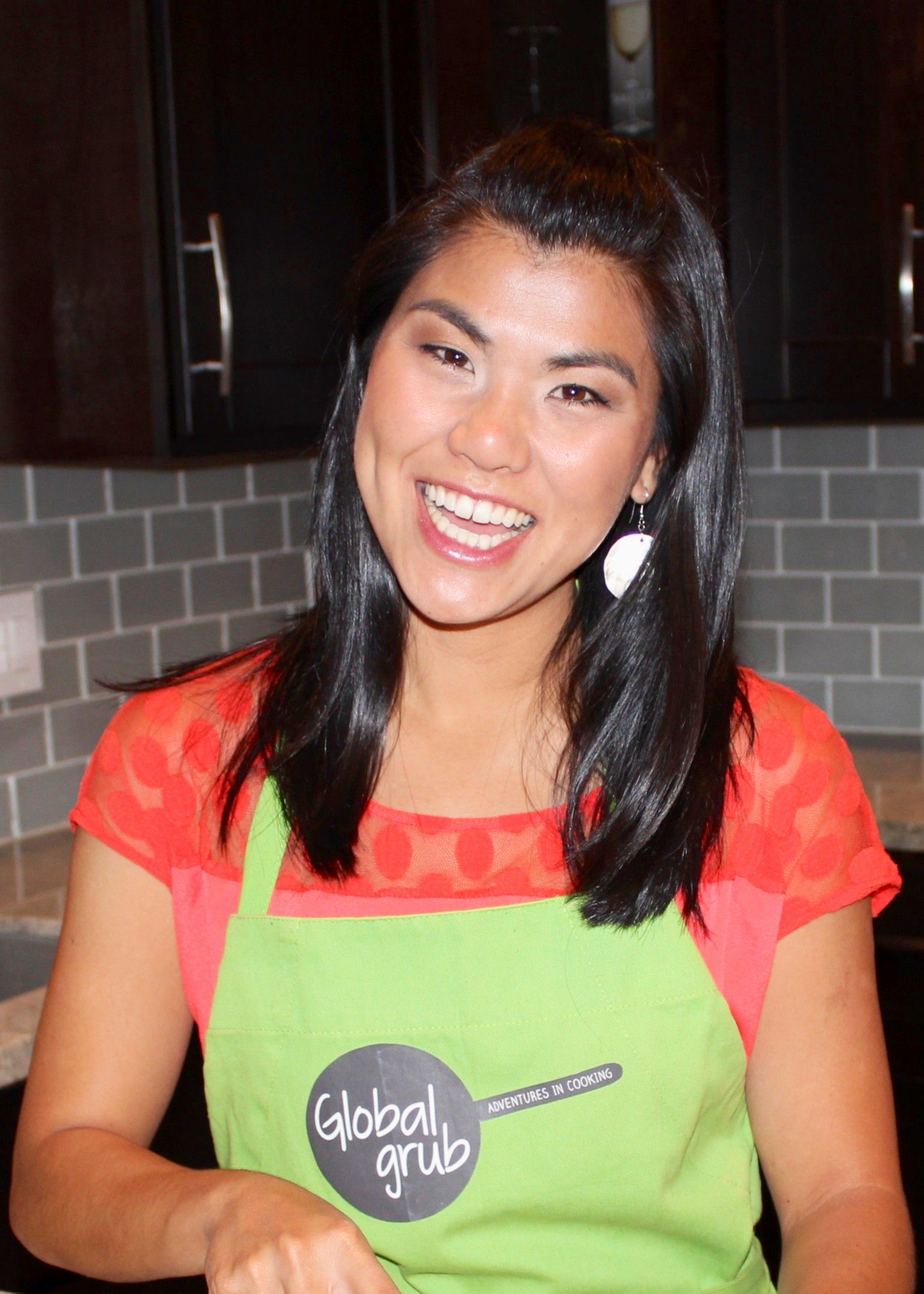 Carley Sheehy, founder and owner of Global Grub, an at-home cooking kit and ICA Accelerator company.
