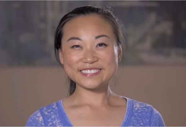 Bonnie Lau, founder of Yoconut Dairy Free.