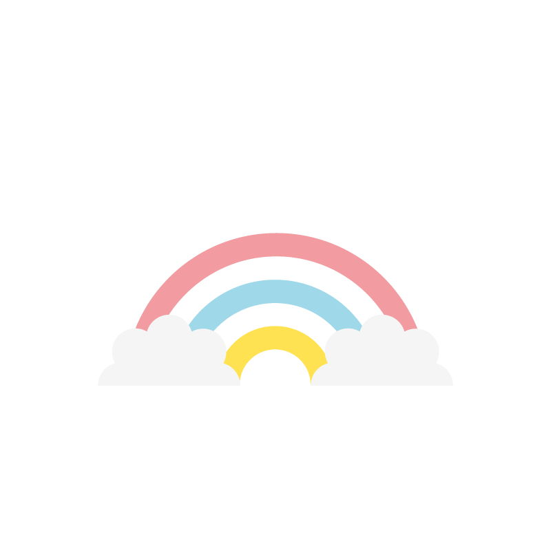 A lovely Rainbow representing Diversity