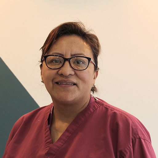 Housekeeper Nancy Ortiz Photo
