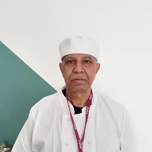 Chef Abdel Begum Photo
