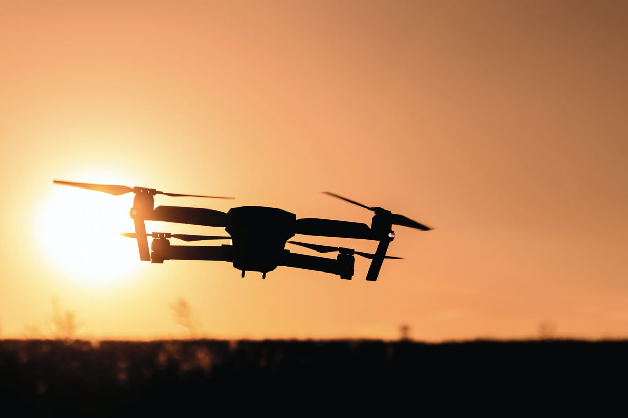 Identifying Lightweight Sensors to Use in Drone-Based Emissions Monitoring Technology