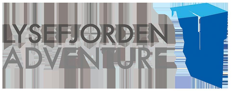 Lysefjorden Adventures logo