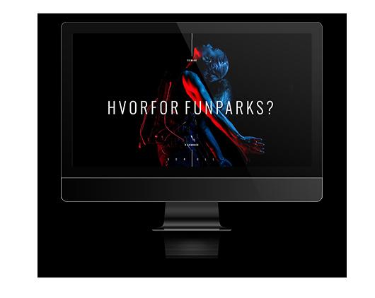 Bilde av hjemmeside