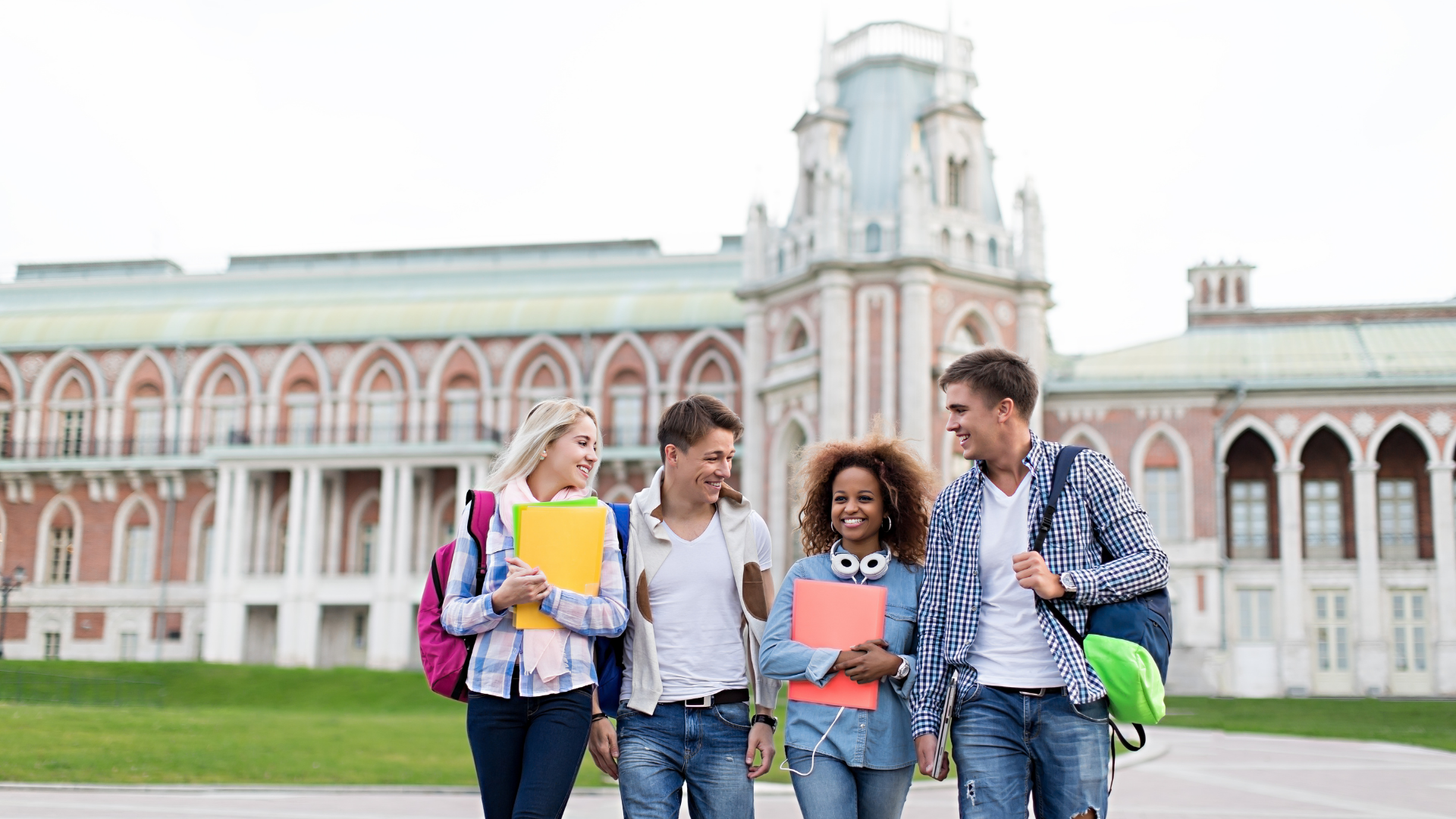 How Large Universities Can  Enhance the Campus Experience
