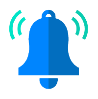 A 'notify' icon to represent Spot Local features