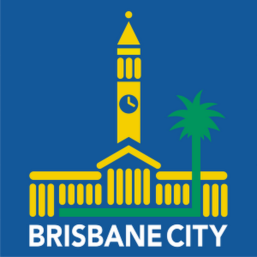 Brisbane City logo, a partner of Spot Parking