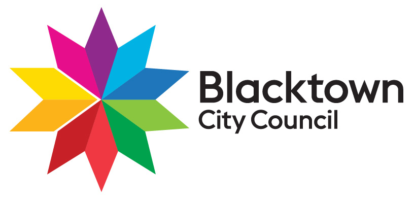 Blacktown City Council logo, a partner of Spot Parking
